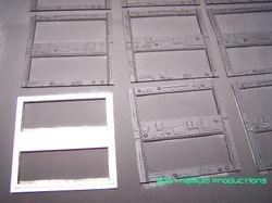 Painting The Lighting  Panels - 1