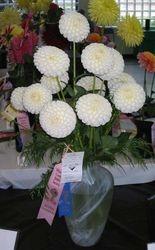 Sandy Boley won Best Baker's Dozen Vase with RJR in 2005 at Whatcom. Love that vase!
