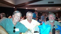 Al Yeager, Mark DePhillips and Dan Schmidt