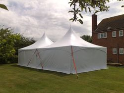 6x12 metre (20ftx40ft) Oriental Marquee