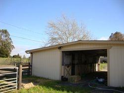 rear of barn