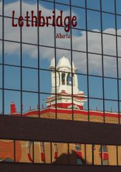 Old Firehall Reflection