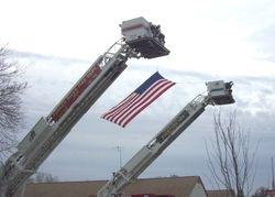 Funeral Detail for Bayville Firefighter Ronald Newman