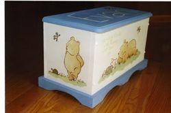 Pooh toybox