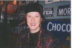 Troubadour Cafe, London 1990