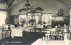 Vikens hotell 1940