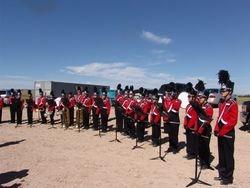 Elizabeth High School Marching Band