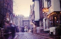 663 Entrance to Windsor Castle