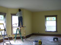 Paint goes up
