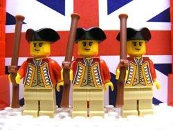 British Battalion Company 44th Regiment