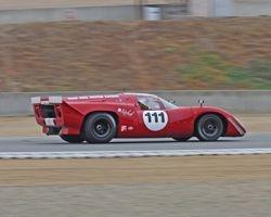 Second Place 1969 Lola T70 Mk 3B
