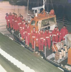 The Crew and Reserves in 1984