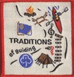 Guide Traditions Badge