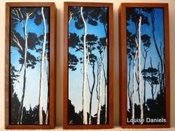 Tea Tree Triptych