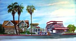 Dairy Queen, Huntington Beach