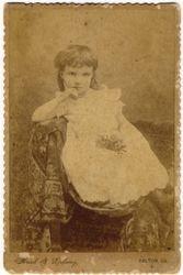 Lizzie Johnson of Dalton, Georgia