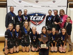 Varsity Girls' Volleybal 3X State Champs!