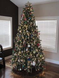 Clubhouse Christmas Tree 2012