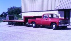 25.76 Chevy 3/4 ton