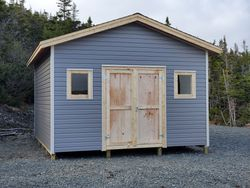 14' x 16' Standard Shed