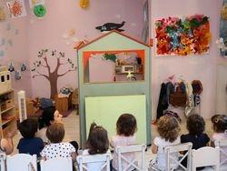 Teatro e marionette