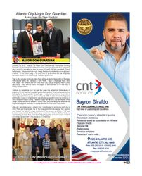 CNT SERVICES - MAYOR DON GUARDIAN NEW POSITION