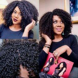 Stella Wig Curly Hair
