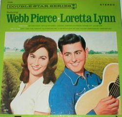 Loretta Lynn / Webb Pierce JUNE 28TH 1969