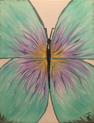 Butterfly Paininting