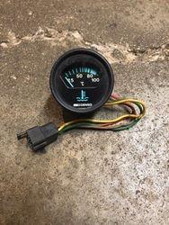 formula mach 1 617 heat gauge