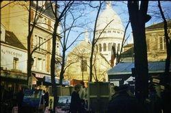 605 Montmatre Artists Paris