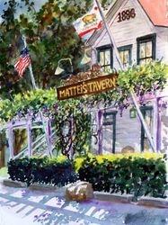 Mattei's Tavern (Portrait)