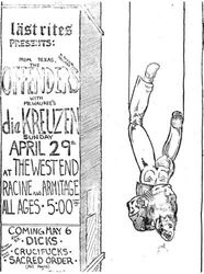 1984-04-29 The West End, Chicago, IL