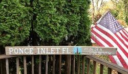 Ponce Inlet, FL sign