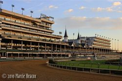 Churchill Downs Grandstand