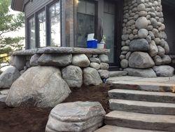 Exterior Stone