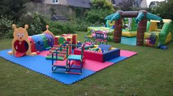 Agility Package 1 & Jungle Play Park