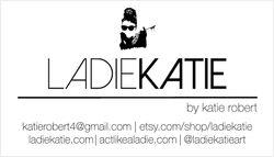 New Ladie Katie Cards