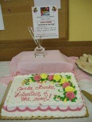 Carla's cake