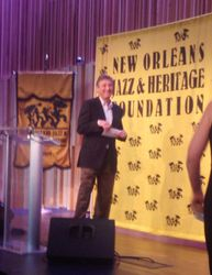 N. O. Jazz and Heritage FoundationGrant Awars Ceremony