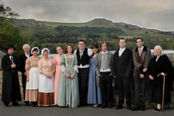 Wuthering Heights cast