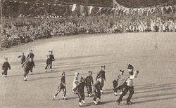 Albert Park, Middlesborough - c.1950