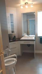 salle de bain adapté