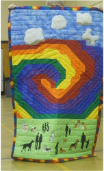 MS Walk in the Park quilt