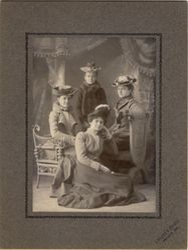 William E. Langan, photographer of Nevada City, Missouri