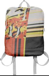 Stripes back pack