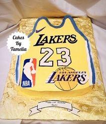 Lakers Basketball Jersey