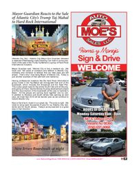MAYOR GUARDIAN / MOE'S AUTO SALES LLC / MOISE AFANADOR