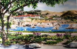 Shell Beach (Commissioned) - 1