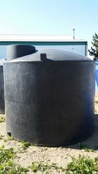 Dome Chemical Tank